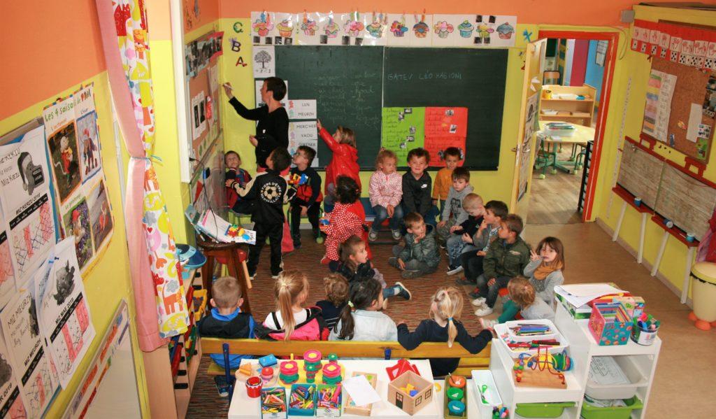 Ecole notre Dame de Guelhouit