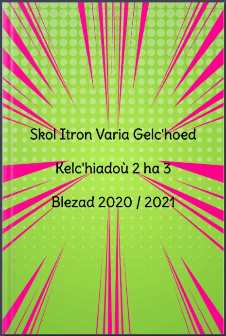 Book cretaor pour le cycle 2 et 3 bilingue